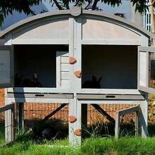 ♥♥♥ Large Double Storey Rabbit /Guinea Pig Hutch  ♥♥♥ Londonderry Penrith Area Preview