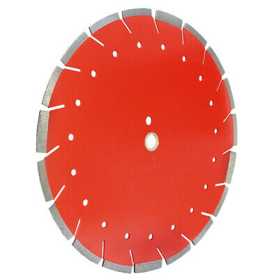 16 X 140 X 1- 20mm Diamond Combo Saw Blade Cut Concrete Brick Stone Wet Dry