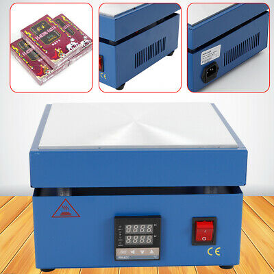Electronic Hot Plate Preheat Preheating Station 850w 20020020mm Soldering Work