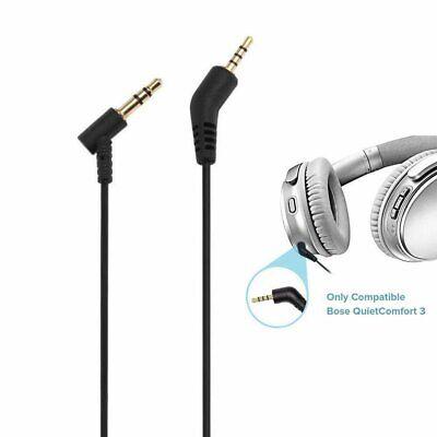 Replacement Cable Cord for QuietComfort 3 QC3 Quiet Comfort 3 Bose Headphones Consumer Electronics