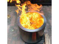 The Genie (Smokeless) Fire Pit