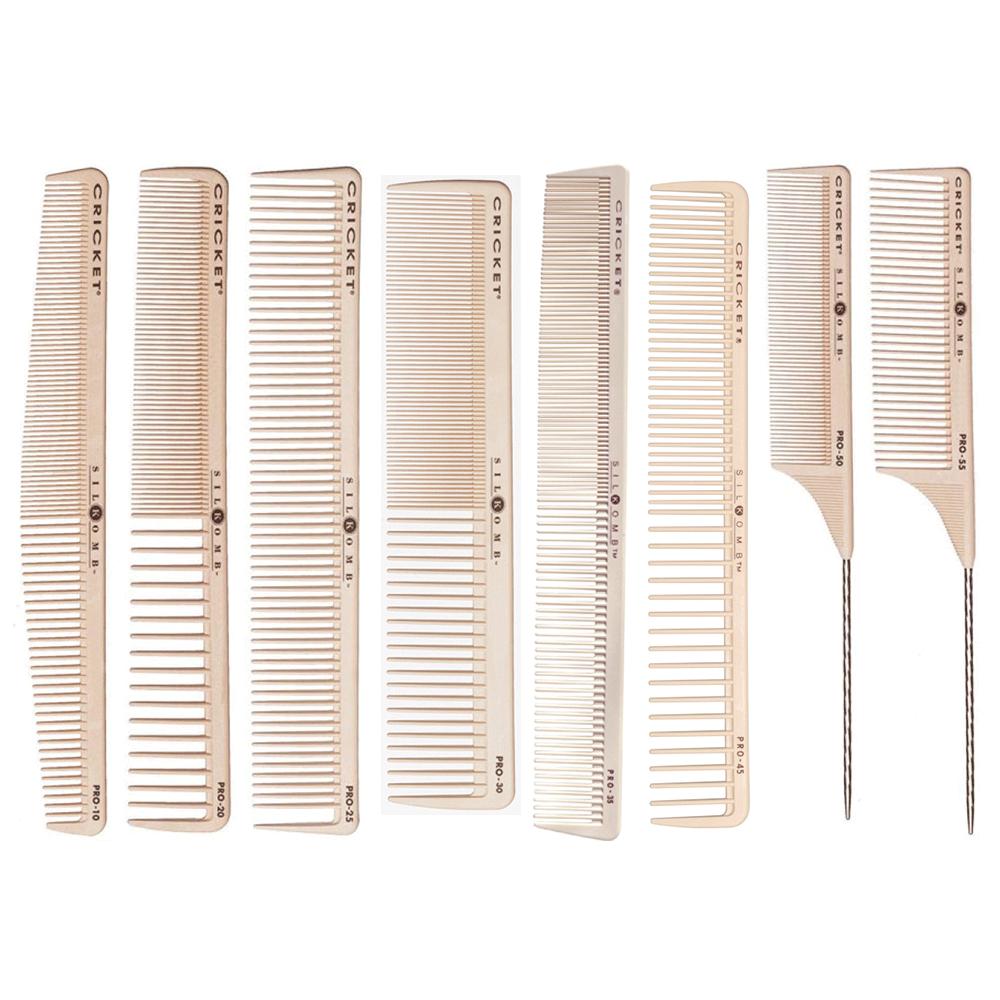 silkomb seamless teeth cutting comb choose yours