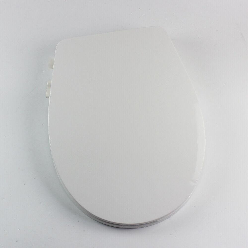 Non Electric Dual Nozzle Smart Bidet Toilet Seat With