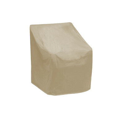 Vinyl Outdoor Chair Cover - Outdoor Patio Chair Cover Waterproof Vinyl Garden Furniture Single Covers