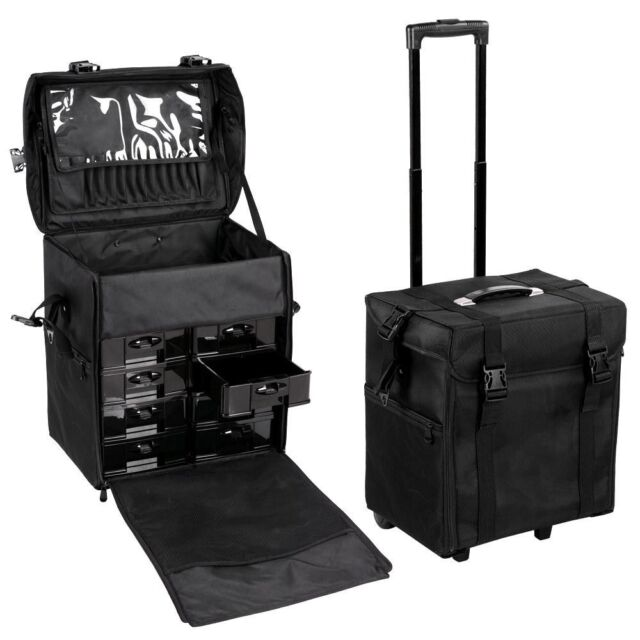 Makeup artist suitcase