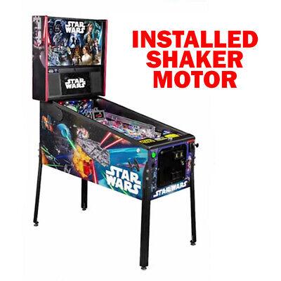 Stern Star Wars Pro Pinball Machine with Shaker Motor