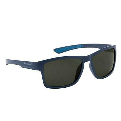 18058281eef New Flying Fisherman Polarized Sunglasses Fishing Navy Frame Smoke Lens  7863NS