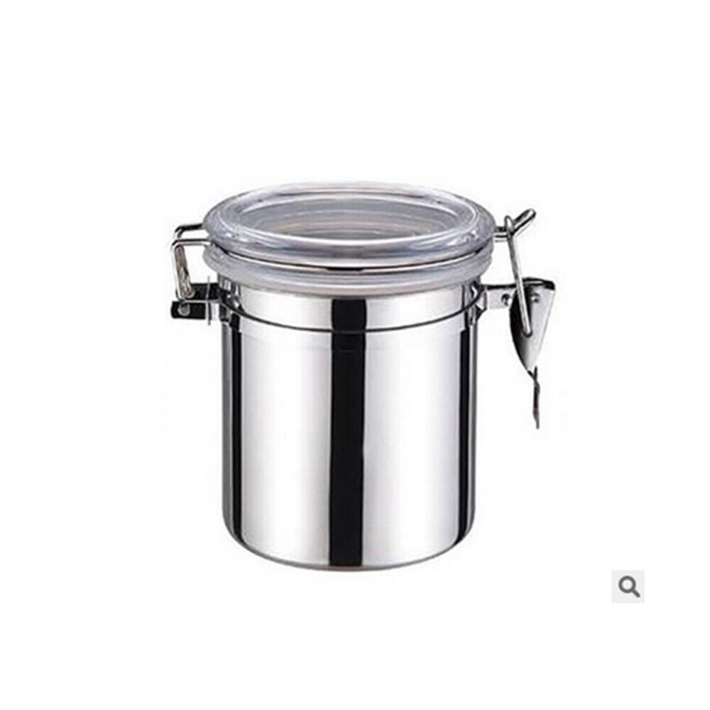 1 pc Stainless Steel Food Storage Containers Leak-Proof Airt