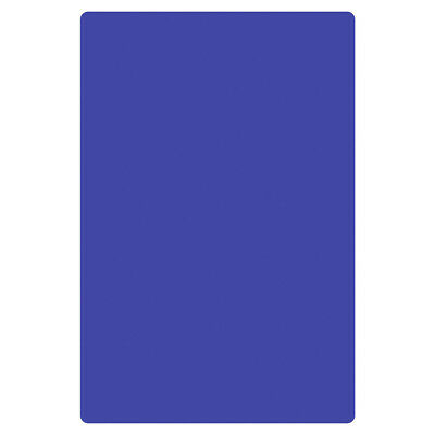 Thunder Group 12 X 18 X 12 Blue Polyethylene Non-skid Cutting Board