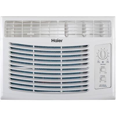Haier Air Conditioner 5,000 BTU Window Mount Cooling AC NEW