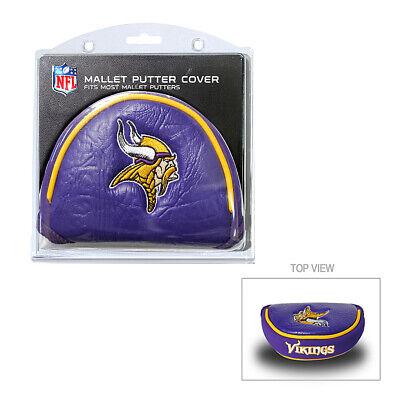 NFL Minnesota Vikings Mallet Putter Cover