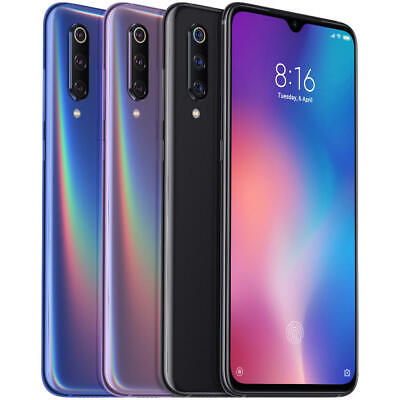 OPEN BOX- Xiaomi Mi 9 Unlocked 64GB 6GB RAM DualSim 4G LTE Phone -Global Version