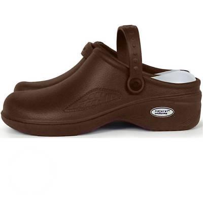 Medical Nursing Nurse Womens Comfortable Lightweight  Slip Resistant Clogs Shoes