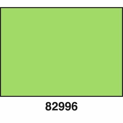 Garvey 2216-07061 22-66 Price Gun Labels Plain Green Fluorescent