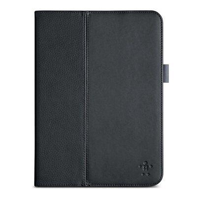 Belkin Wallet Case Tasche Schwarz für Samsung Galaxy Tab4 10,1
