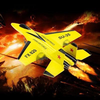 Flybear FX-820 2.4G 2CH SU-35 Glider 290mm EPP RC Airplane Aircraft RTF S0F6