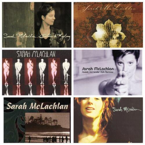 Sarah Mclachlan 6 Cd Set  New Mint Sealed  + Sweet Surrender (only Cd)