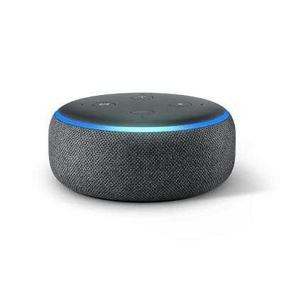 Amazon Echo Dot 3rd Generation w/ Alexa Voice Media Device | Charcoal