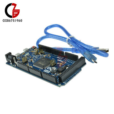 Due R3 Board Sam3x8e 32-bit Arm Cortex-m3 Control Board Module Fit For Arduino
