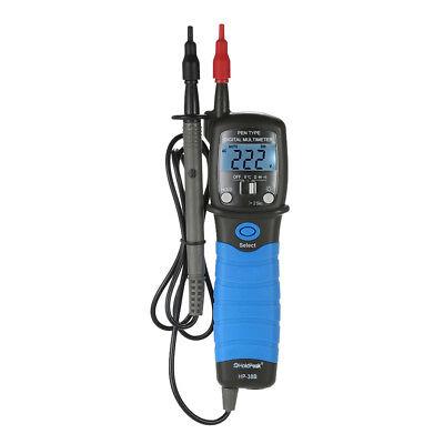 Digital Multimeter Dcac Volt Meter Resistance Diode Continuity Tester Us Q8g4