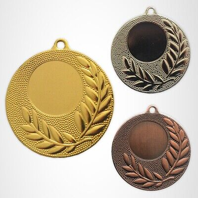 len mit Band Emblem Beschriftung günstige Medaillen kaufen (Günstige Medaillen)