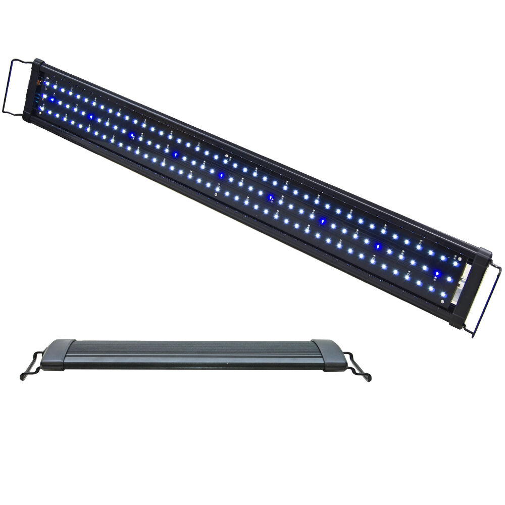 beamswork 72 quot ea 180 timer white blue 0 50w led aquarium 87856