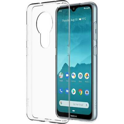 Nokia 7.2 - 64GB - Ice Android phone (Unlocked) (Dual SIM) WIth Nokia Clear Case