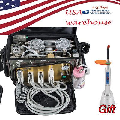 Dental Delivery Unit Dental Turbine Unit 24 Hole Air Compressor Suction System