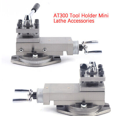 At300 Mini Lathe Post Holder Metal Working Tool