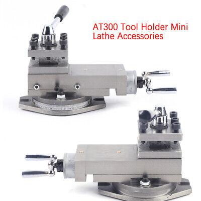 At300 Mini Lathe Post Holder Metal Working Tool