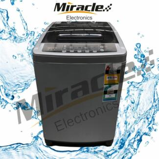 MIRACLE 7KG Electronic Top Loader Washing Machine