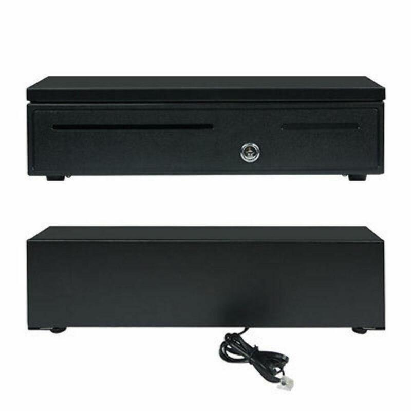 Pos Cash Drawer 4bill /5bill 5coin Tray Compatible With Star And Epson Printers