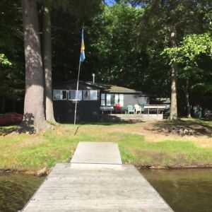Cottage for Rent - Muskoka Waterfront