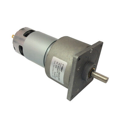 Dc 1224v Geared Motor Reducer With Metal Gearbox High Torque Parallel Shaft