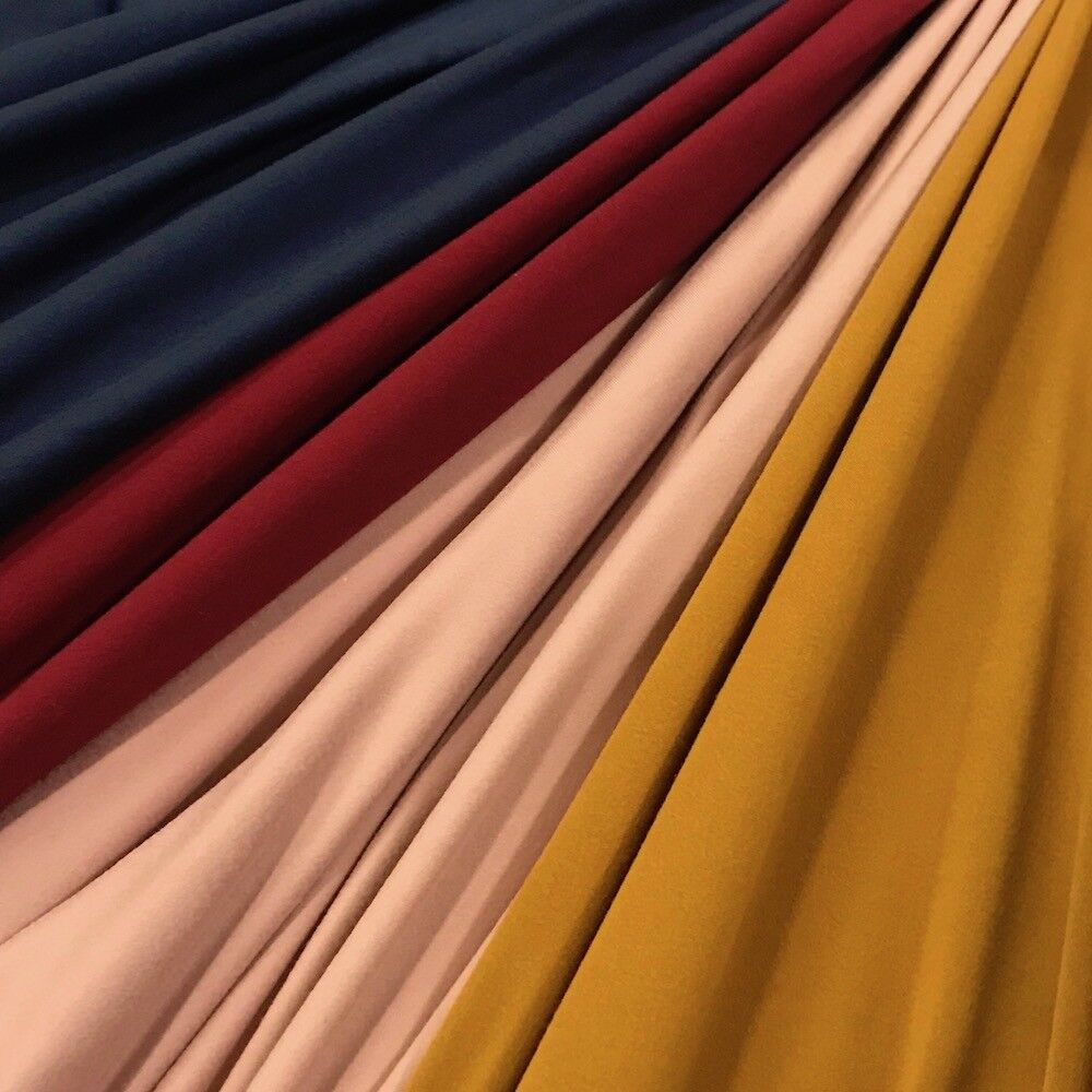dty double sided brushed fabric 4 way
