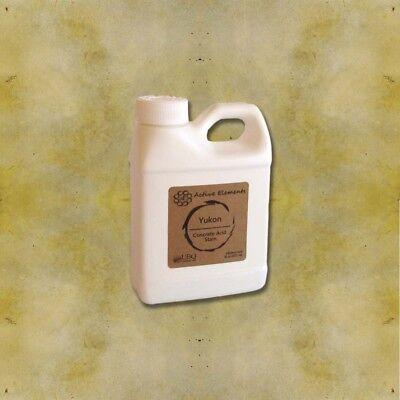 Concrete Acid Stain Sample Size Yukon Pale Brown Soft Gold 16oz