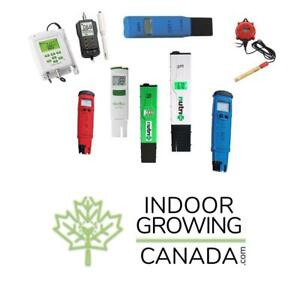 Water Analysis Instruments & Solutions - Indoor Hydroponic and Soil Growing | IndoorGrowingCanada.com
