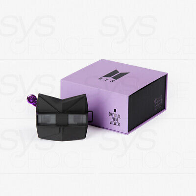 BTS Official Goods Film Viewer Device Kit + Tracking Number