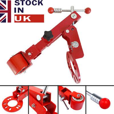 ROLL FENDER REFORMING EXTENDING TOOL WHEEL ARCH ROLLER LIP FLARING FORMER UK RED