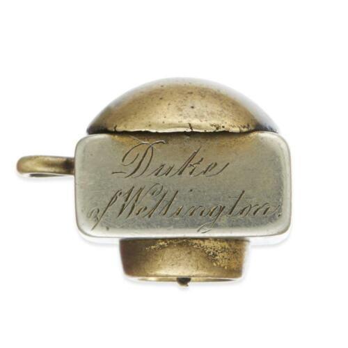 Arthur Wellesley, Duke of Wellington - Significant Lock of Hair - Taken at Death
