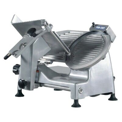 Pro-cut Kds-10 Meat Slicer Manual 45 Angled Gravity Feed