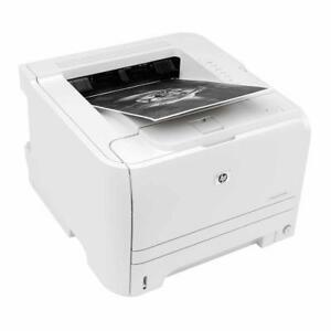 HP LaserJet P2035 Printer - Refurbished - Page Counts under 10k