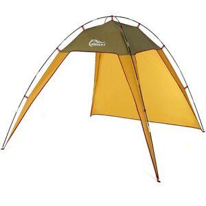 5 To 8 Person Portable Sun Shade Shelter Triangle Beach