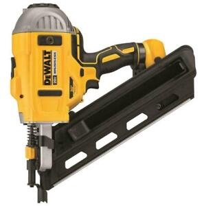 DEWALT DCN692B 20V Max XR Brushless Dual Speed Nailer w/ Fre