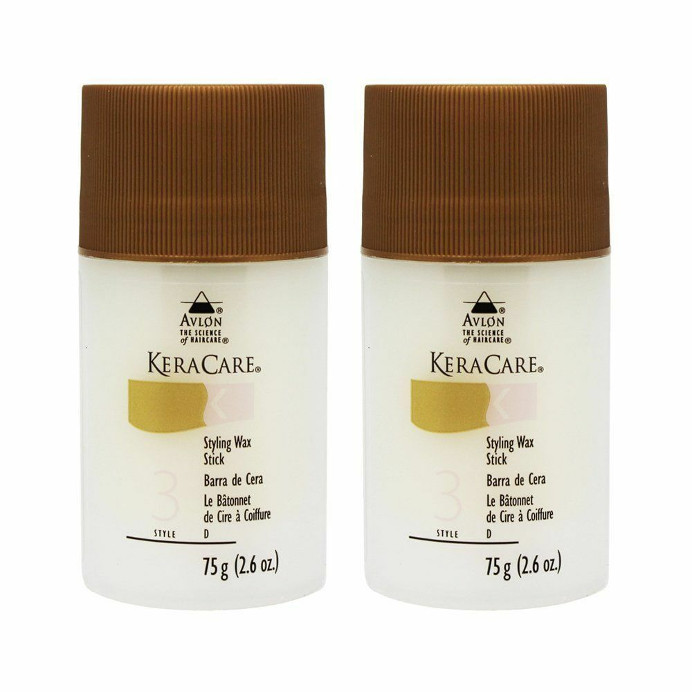 "Avlon Keracare Styling Wax Stick 2.6 oz ""Pack of 2"" Hair Care & Styling"