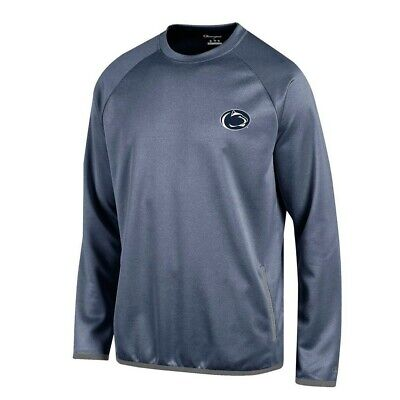 Penn State Nittany Lions NCAA Champion Men's Convergence Navy Pullover Crew
