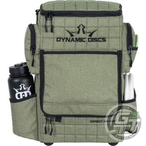 Dynamic Discs COMBAT RANGER Backpack Disc Golf Bag - PICK YOUR COLOR