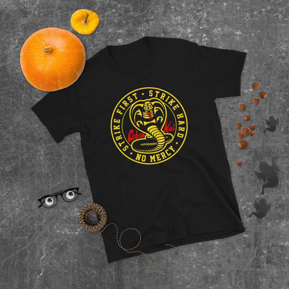 Cobra Kai Short-Sleeve T Shirt v2 - adult and youth sizes -