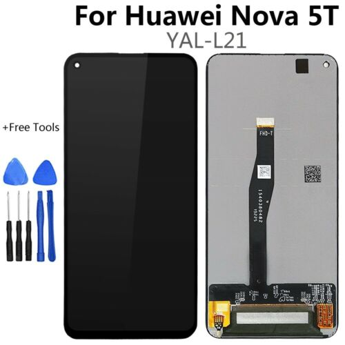 For Huawei Honor 20 Nova 5T YAL-L21 LCD Display Touch Screen Digitizer Assembly