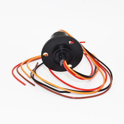 1pcs New Slip Ring 4 Wires 10a 250rpm For Wind Power Generator 250vdcvac